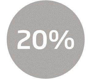 20percent